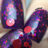 Queen of No Mercy - Delush Polish - 13
