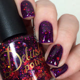 Queen of No Mercy - Delush Polish - 11