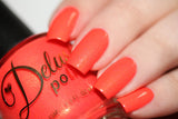 Love it When You Call Me Big Papaya - Delush Polish - 9
