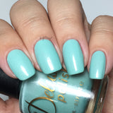 Hello... Is It Tea You're Looking For - Delush Polish - 10