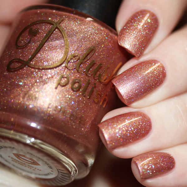 Fringe With Benefits - Delush Polish - 1