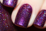 Berry Misbehaved - Delush Polish - 3