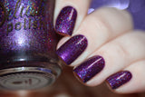 Berry Misbehaved - Delush Polish - 4