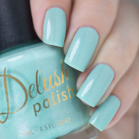 Hello... Is It Tea You're Looking For - Delush Polish - 2