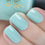 Hello... Is It Tea You're Looking For - Delush Polish - 3