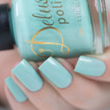 Hello... Is It Tea You're Looking For - Delush Polish - 5