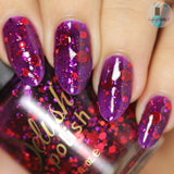Queen of No Mercy - Delush Polish - 3