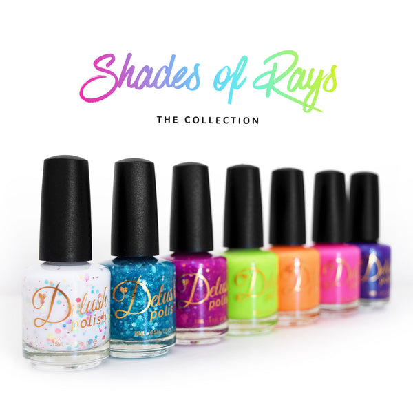 Shades of Ray Set of 7