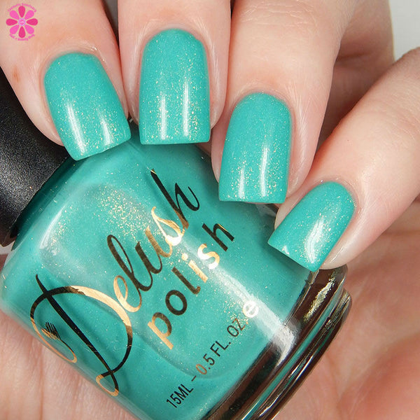 Splash Me If You Can - Delush Polish - 14