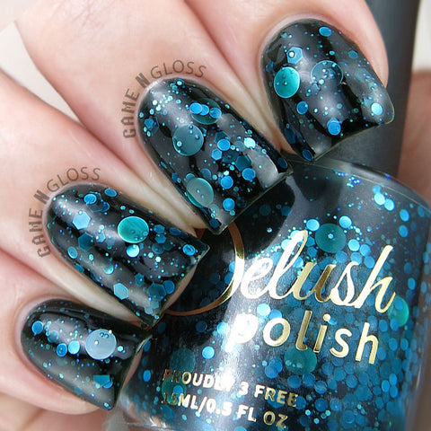 A Night in the Asylum - Delush Polish - 1