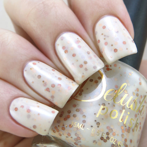 A Whole Latte Love - Delush Polish - 1