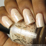 A Whole Latte Love - Delush Polish - 10