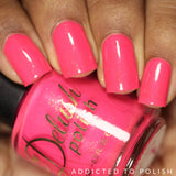 Beach, Please! - Delush Polish - 8