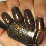 Girl of Many Faces - Delush Polish - 16