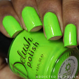 Girls Just Wanna Have Sun - Delush Polish - 10