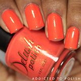 Love it When You Call Me Big Papaya - Delush Polish - 6