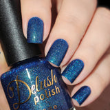 King of the Watch - Delush Polish - 1