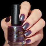 Master of Wine - Delush Polish - 3