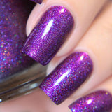 Berry Misbehaved - Delush Polish - 11