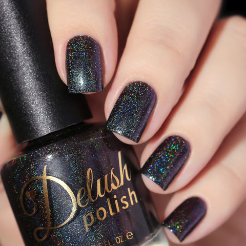 Warden of Darkness - Delush Polish - 1