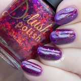 Queen of No Mercy - Delush Polish - 15