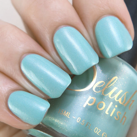 Hello... Is It Tea You're Looking For - Delush Polish - 1