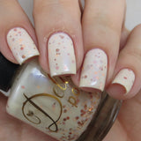 A Whole Latte Love - Delush Polish - 8