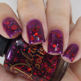 Queen of No Mercy - Delush Polish - 9