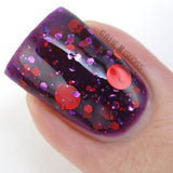 Queen of No Mercy - Delush Polish - 2