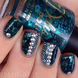 A Night in the Asylum - Delush Polish - 13