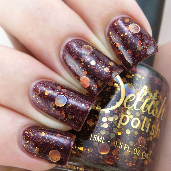 The Priestess - Delush Polish - 1