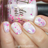 A Peony For Your Thoughts - Delush Polish - 5