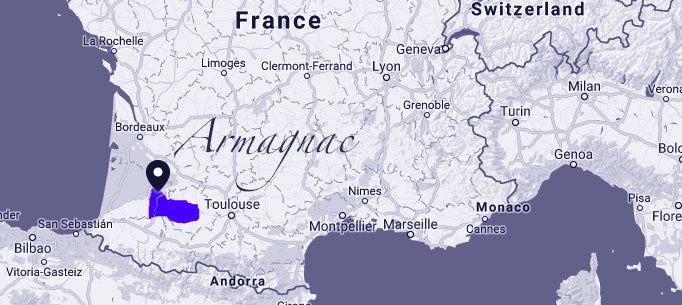 Armagnac: A little-known spirit