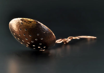 Copper Berry Spoon by Ben Caldwell