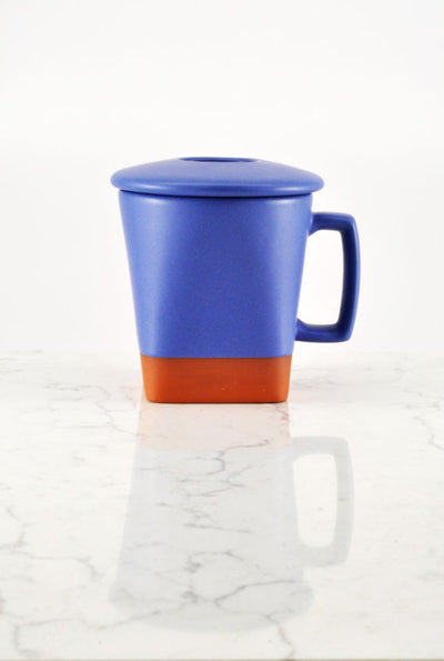 Square the Circle Covered Mug