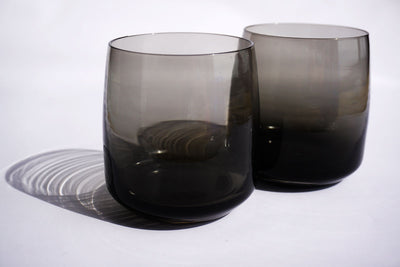Bourbon Toast Glasses Set of 2