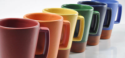 Oval Coffee Mug