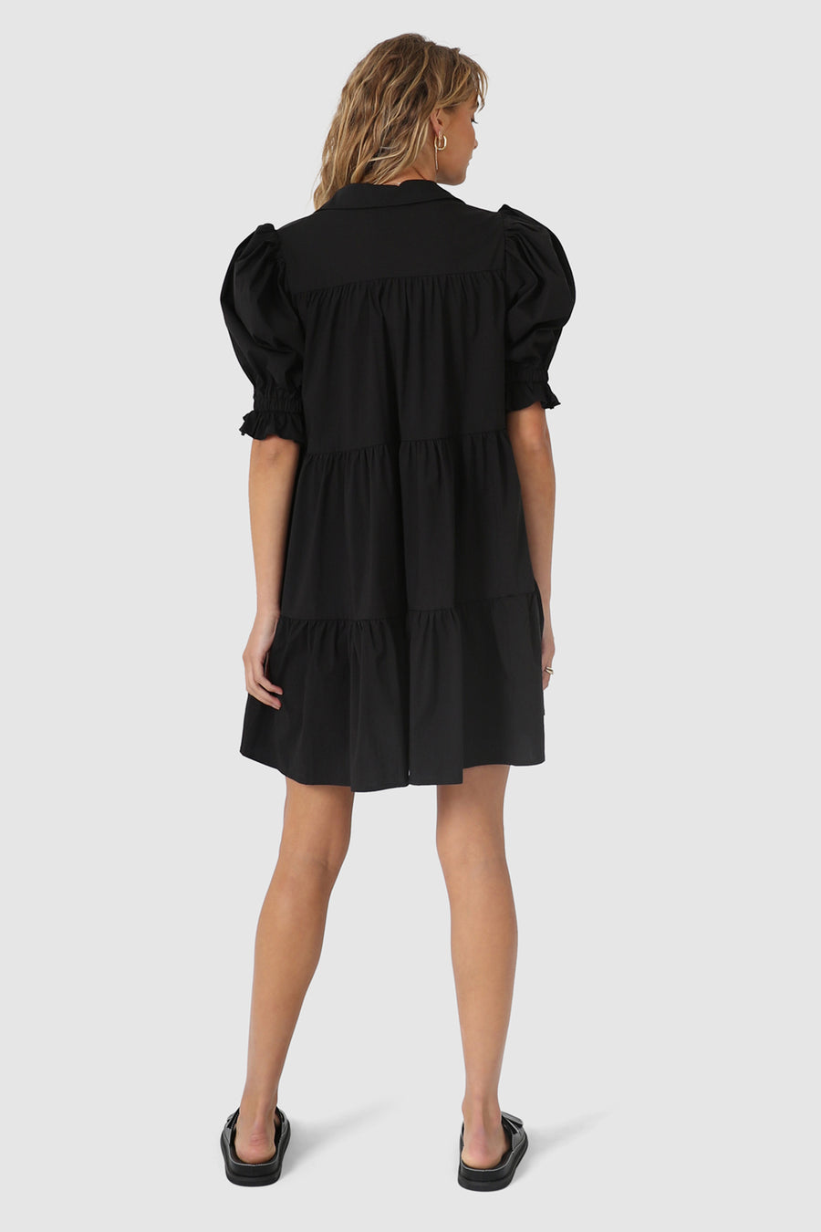 Cecilie Dress | Black