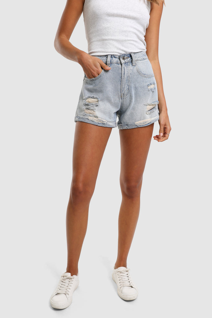Jimmy Shorts | Denim