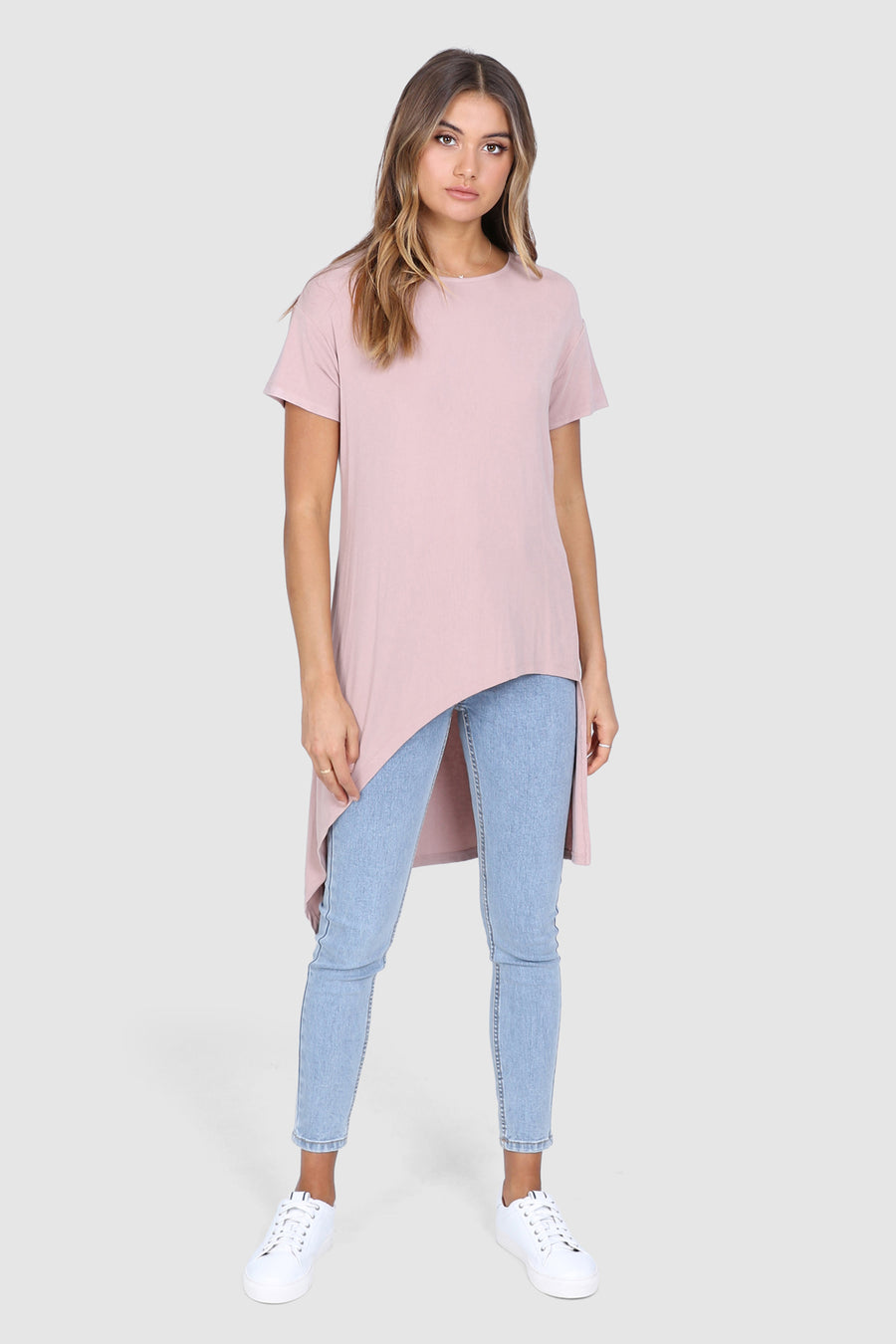 Eryn Top | Dusty Pink