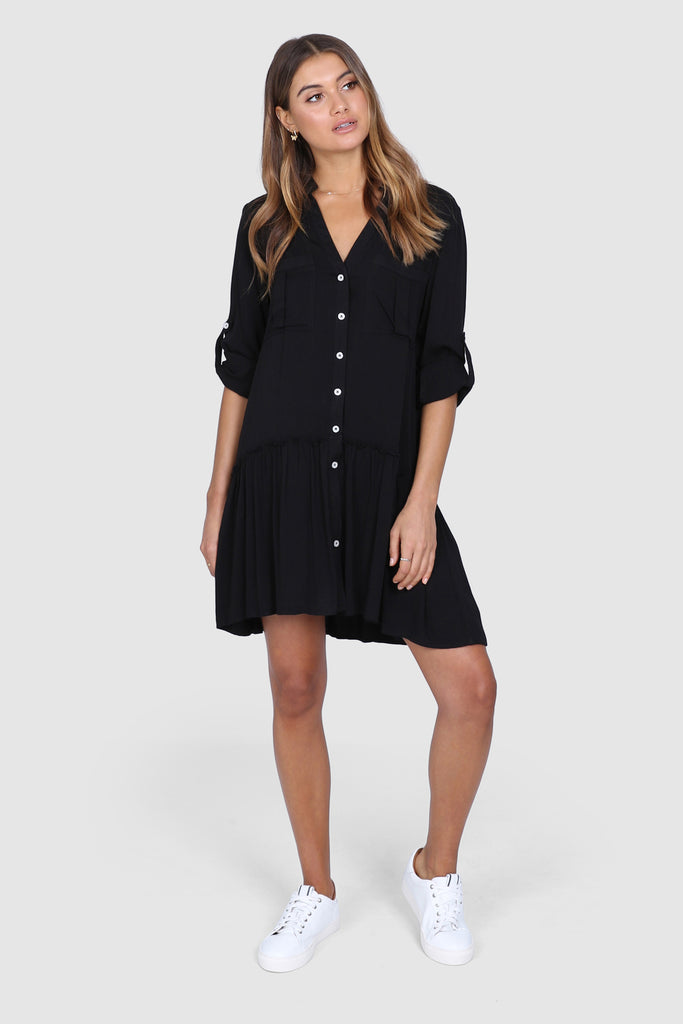 Karina Dress | Black