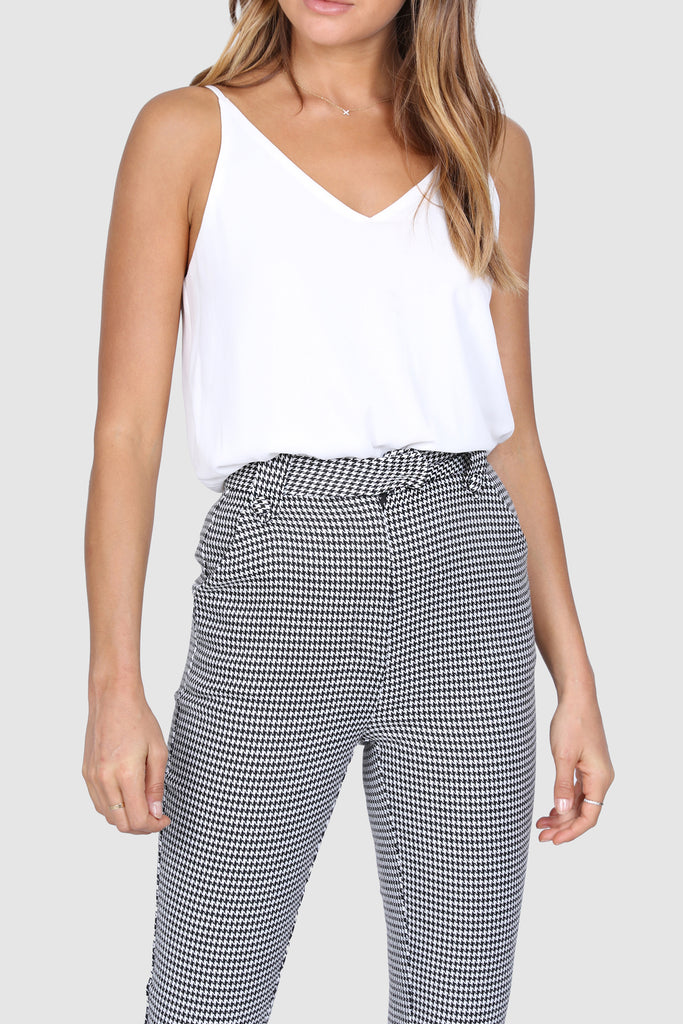 Lawson Pants | Houndstooth
