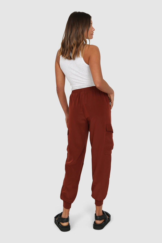 Jessie Joggers | Chocolate