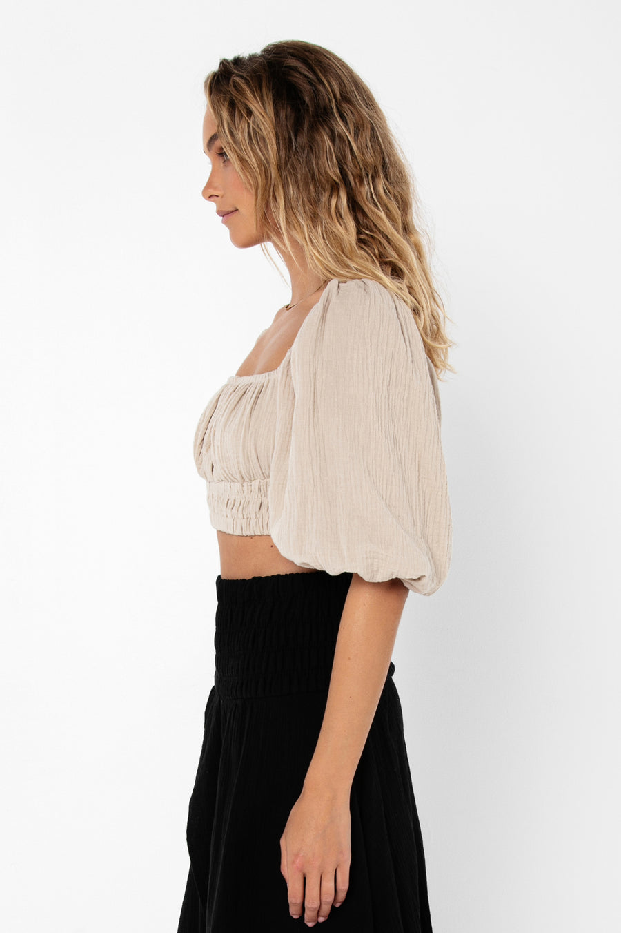 Carey Top | Sand