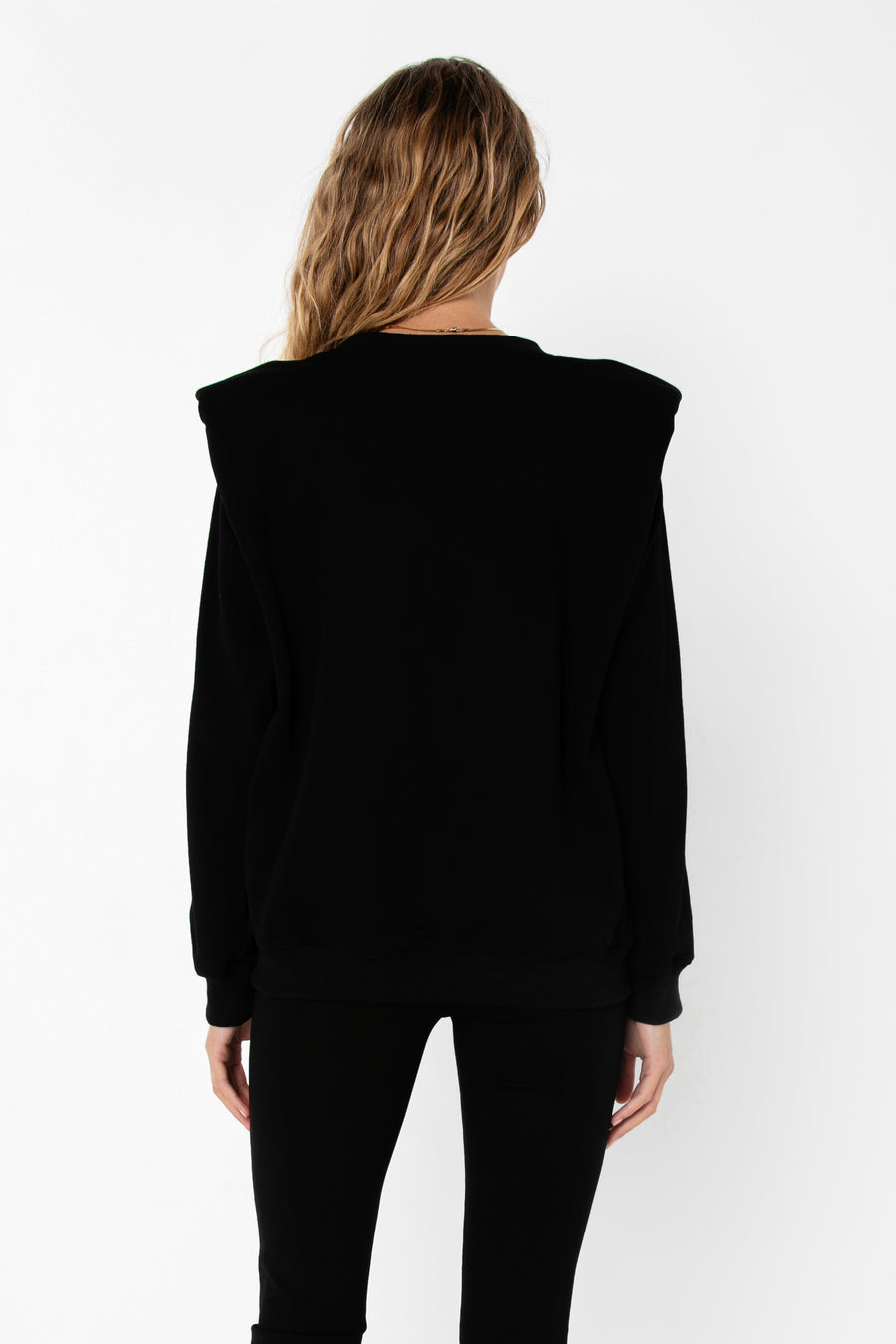 Carli Sweater | Black