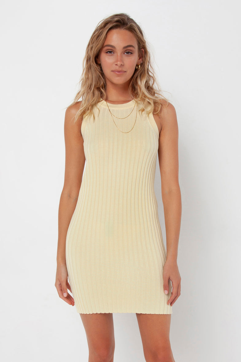 Tammy Knitted Mini Dress | Butter