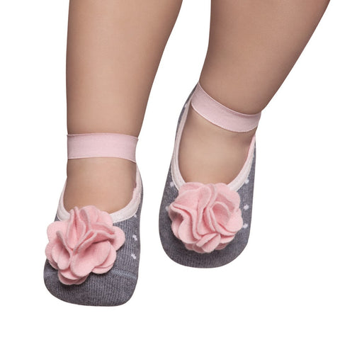 Little Girl S Mary Jane Socks Dotz Socks