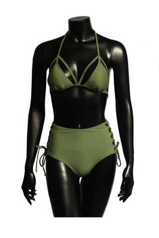 """No Regrets"" Two-Piece Swimsuit"
