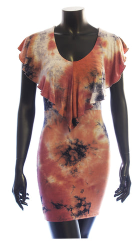 Unakite Tie Dye Dress