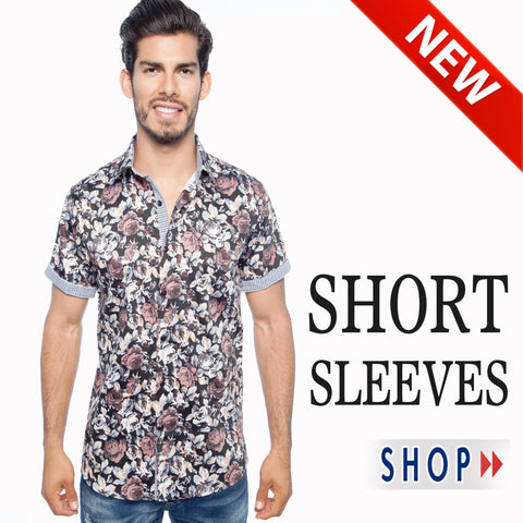 Short Sleeve Shirts by American Breed